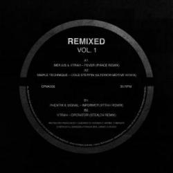 Various/CYBERFUNK: REMIXED VOL. 1 12""