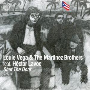 "Louie Vega & Martinez Bros/SHUT... 12"""