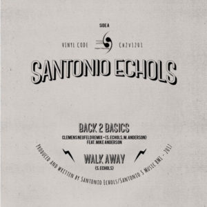 Santonio Echols/BACK 2 BASICS 12""