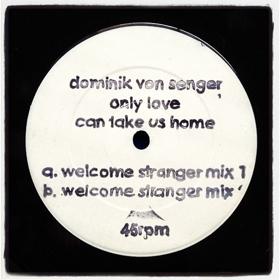"""Dominik Von Senger/ONLY LOVE CAN..12"""""""