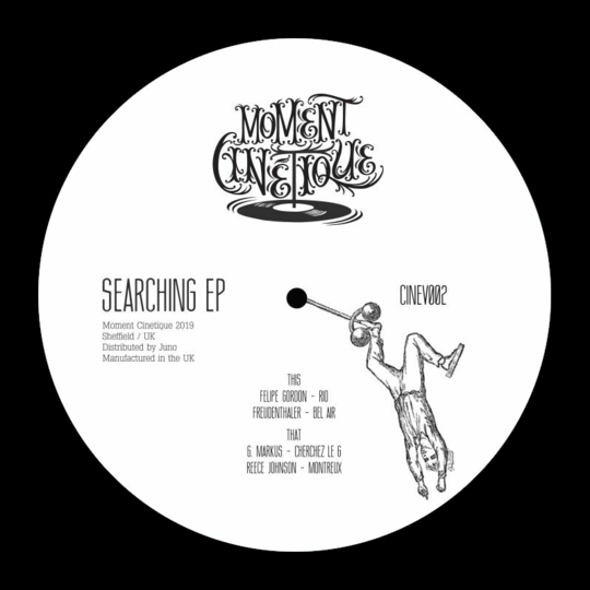 Various/SEARCHING EP 12""
