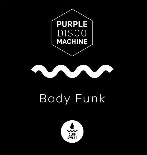 Purple Disco Machine/BODY FUNK 12""