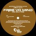 """Anthony Nicholson/FREE YO MIND 12"""""""
