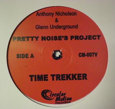 Anthony & Glenn/TIME TREKKER 12""