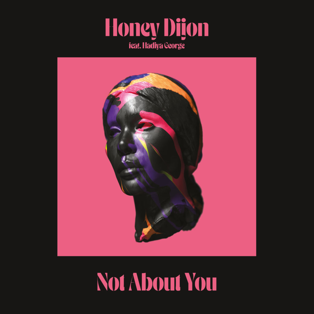 Honey Dijon/NOT ABOUT YOU 12""