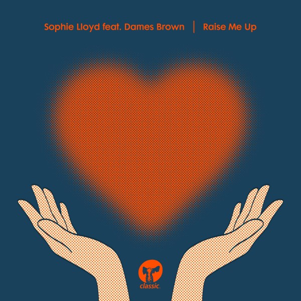 "Sophie Lloyd/RAISE ME UP 12"""