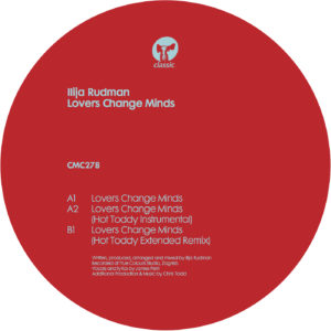 Ilija Rudman/LOVERS CHANGE MINDS 12""