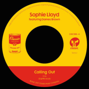 Sophie Lloyd/CALLING OUT 7""