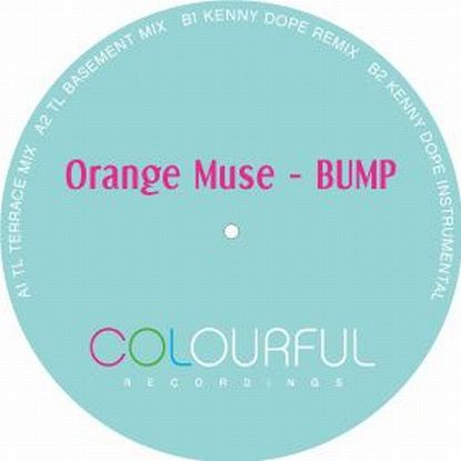 Orange Muse/BUMP - KENNY DOPE REMIX 12""
