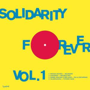 """Various/SOLIDARITY FOREVER VOL. 1 12"""""""
