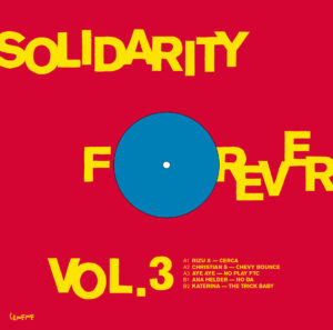 Various/SOLIDARITY FOREVER VOL. 3 12""