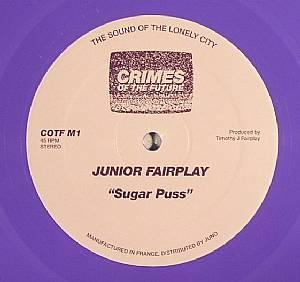"""Junior Fairplay/SUGAR PUSS 12"""""""