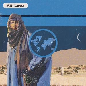 "Ali Love/DEEP INTO THE NIGHT (RMXS) 12"""