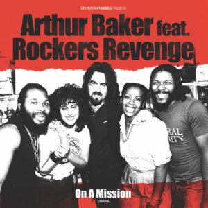 "Arthur Baker/ON A MISSION D12"""