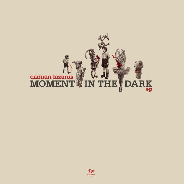 "Damian Lazarus/MOMENT IN THE DARK EP 12"""