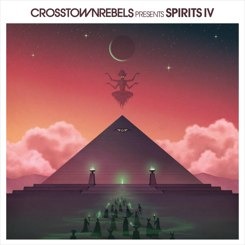 Various/CROSSTOWN REBELS: SPIRITS 4 DLP
