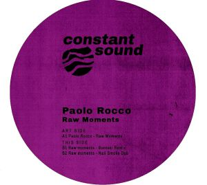 Paolo Rocco/RAW MOMENTS (NAIL RMX) 12""