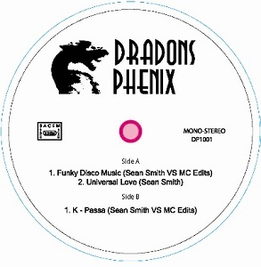 Sean Smith vs MC Edits/K PASSA EP 12""