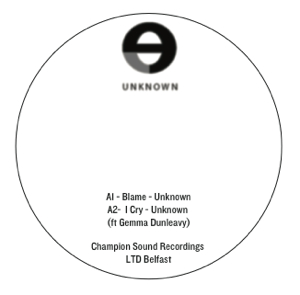 Unknown/I CRY EP 12""