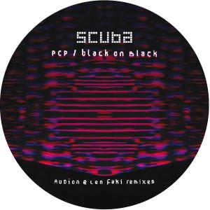 "Scuba/PCP & BLACK ON BLACK 12"""