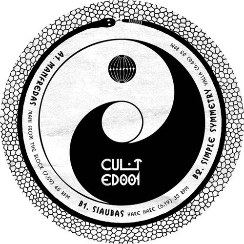 """Various/CULT EDITS 001 12"""""""