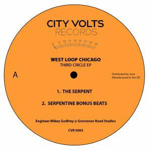 "West Loop Chicago/THIRD CIRCLE EP 12"""