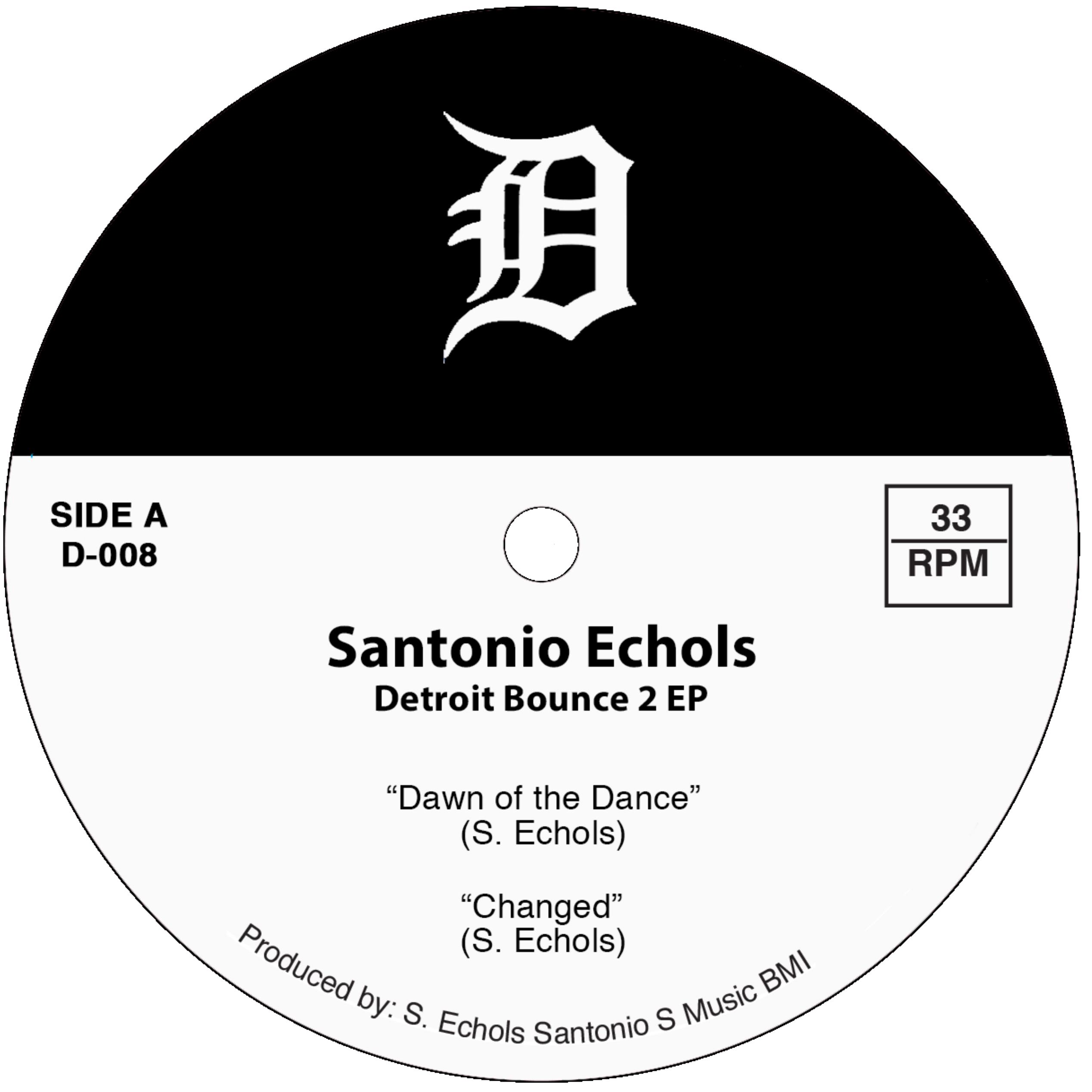 "Santonio & Lot 6/DETROIT BOUNCE 2 12"""