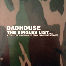Various/DADHOUSE:THE SINGLES LIST CD