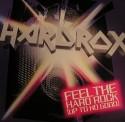 """Hardrox/FEEL THE HARD ROCK 12"""""""