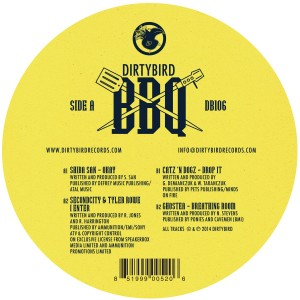 Various/DIRTYBIRD BBQ SAMPLER 12""