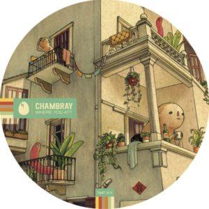 """Chambray/WHERE YOU AT? 12"""""""