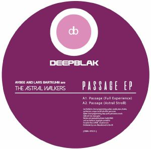 "Aybee & Lars Bartkuhn/PASSAGE EP 12"""