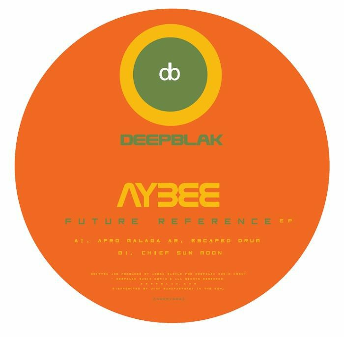 """Aybee/FUTURE REFERENCE EP 12"""""""