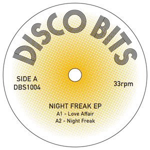 Various/NIGHT FREAK EP 12""