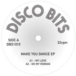"Disco Bits/MAKE YOU DANCE EP 12"""