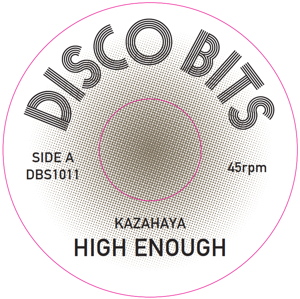 Kazahaya/HIGH ENOUGH 7""