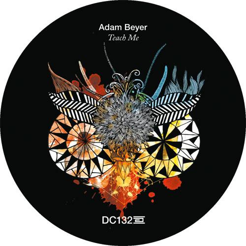 "Adam Beyer/TEACH ME 12"""