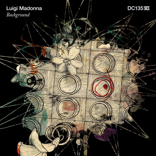 Luigi Madonna/BACKGROUND EP 12""