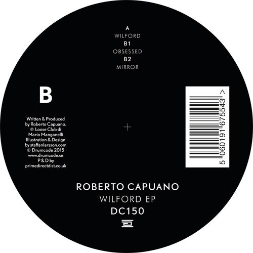 "Robert Capuano/WILFORD EP 12"""