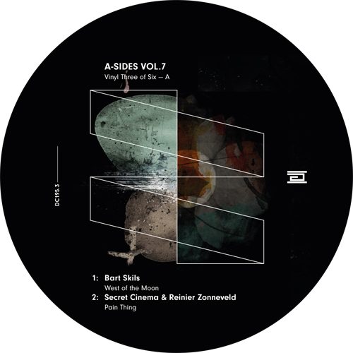 Various/A-SIDES VOL 7 PT 3 12""