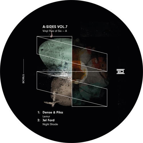 Various/A-SIDES VOL 7 PT 5 12""