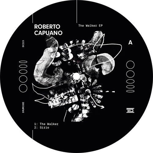 Robert Capuano/THE WALKER EP 12""