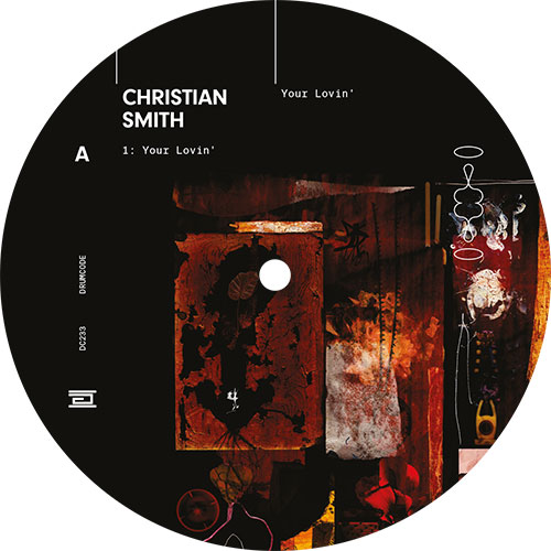 "Christian Smith/YOUR LOVIN' 12"""