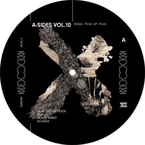 """Various/A-SIDES VOL. 10 PART 5 12"""""""
