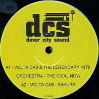 "Volta Cab/DINER CITY SOUNDS 4 12"""
