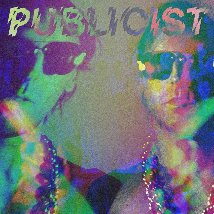 """Publicist/HARDWORK EP 12"""""""