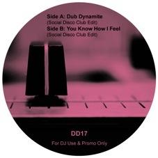 "Disco Deviance/#17 SOCIAL DISCO CLUB 12"""