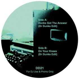 "Disco Deviance/#21 DR DUNKS EDITS 12"""