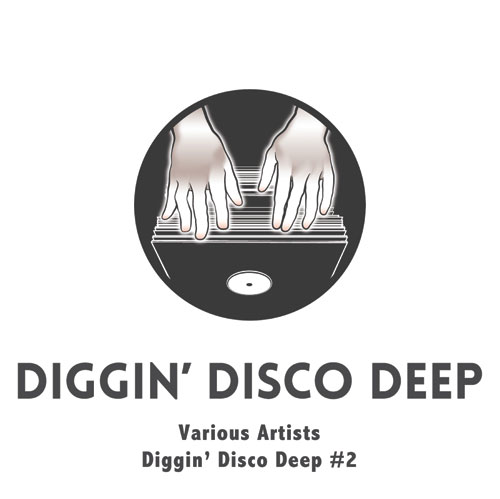 Various/DIGGIN' DISCO DEEP #2 DLP