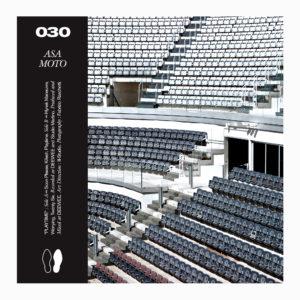 "Asa Moto/PLAYTIME EP 12"""